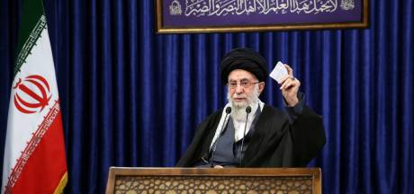 """Nucléaire iranien: l'Iran n'est pas """"pressé"""" de voir les Etats-Unis revenir à table des négociations"""