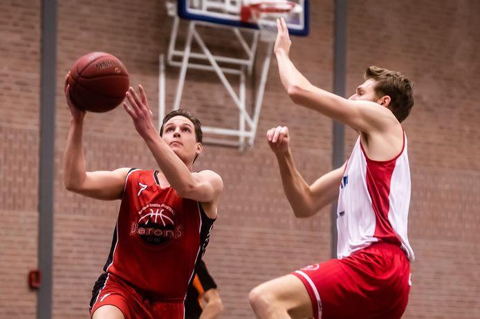 Barons heeft zich naast het normale 5x5 ook ingeschreven voor het 3x3-basketbal.