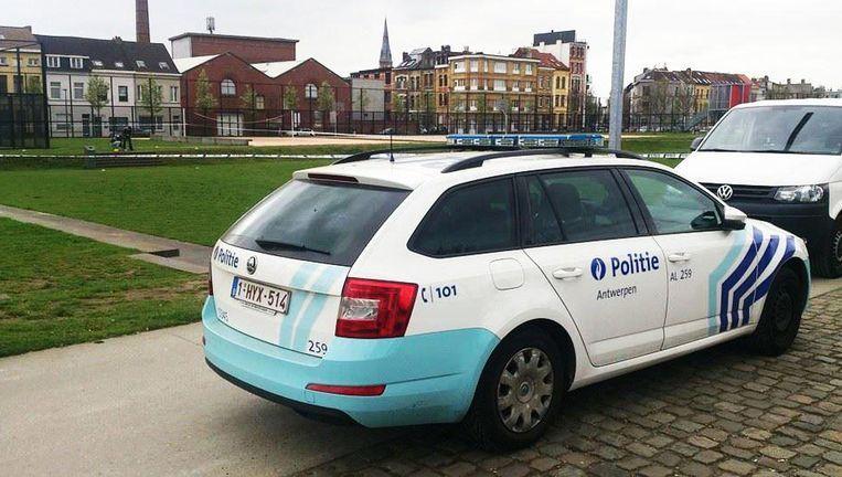 Het Park Spoor Noord staat centraal in de Antwerpse drugsoorlog. Beeld Sander Bral