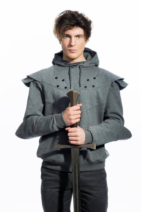 Zou een ridder er in 2017 zo hebben uitgezien?