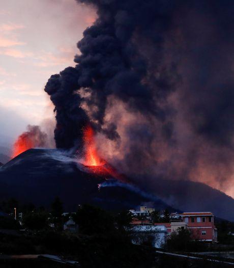 Un autre cratère apparaît sur le volcan de La Palma et provoque une nouvelle coulée de lave