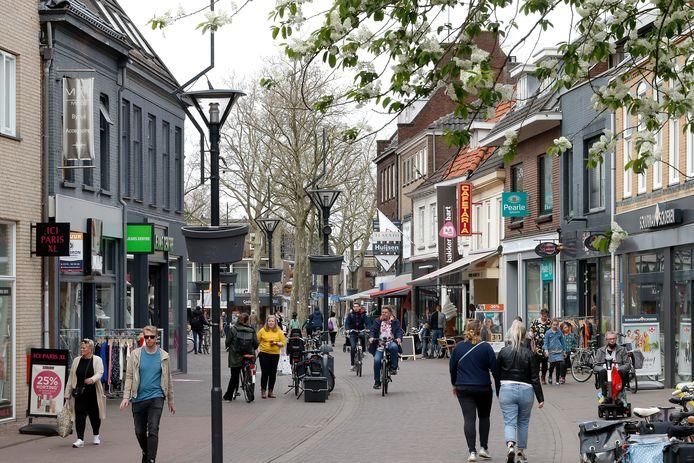 Winkelstraat in Zevenaar komt weer tot leven.