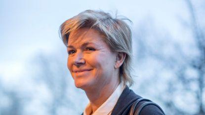 Wie is advocate Christine Mussche die slachtoffers De Pauw verdedigt?