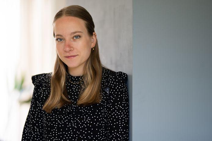 Joyce Scholten schreef 'Verborgen Verdriet', over misstanden in de jeugdzorg.