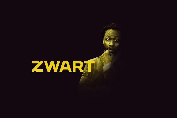 Rapper Akwasi is een van de initiatiefnemers van Omroep Zwart.