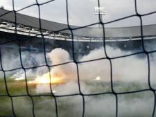 'Vuurwerk mogelijk al ver voor de wedstrijd binnengesmokkeld'
