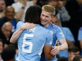 Manchester City houdt met wederoptredende De Bruyne de punten thuis in spektakelstuk tegen RB Leipzig: 6-3