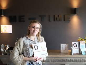Laurine (20) (her)opent gloednieuw schoonheidssalon Me-Time