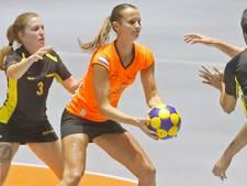 Oranje-korfballers op promotietour naar Zeeland
