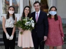 Mariés dans l'année? Le coronavirus change les plans des amoureux