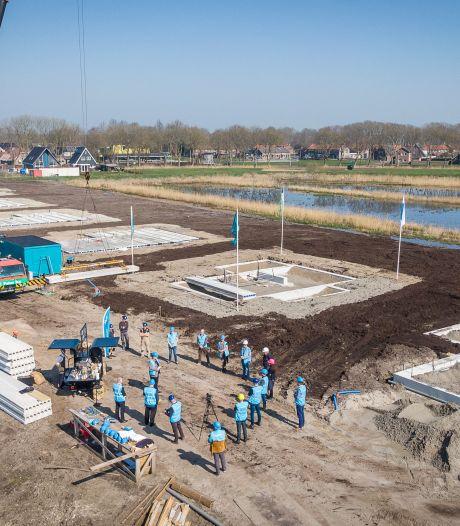 Alle 30 villa's in Rietweelde Scheerwolde zijn verkocht