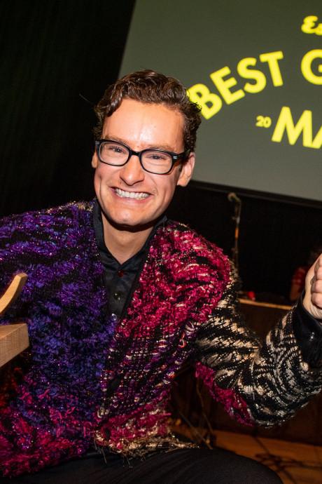 Splinter Chabot door Esquire uitgeroepen tot best geklede man van 2019