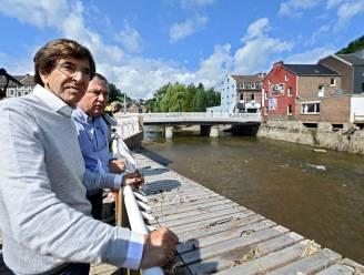 """Di Rupo verzet zich tegen onderzoekscommissie: """"Heropbouw zal anderhalf tot twee jaar duren"""""""