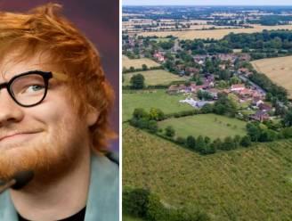 Ed Sheeran gaat nu ook zijn eigen bos aanplanten op landgoed van 5 miljoen