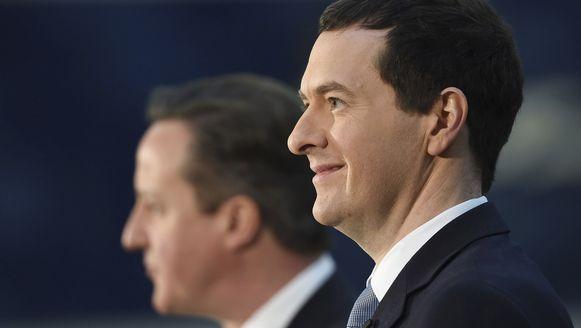 George Osborne.