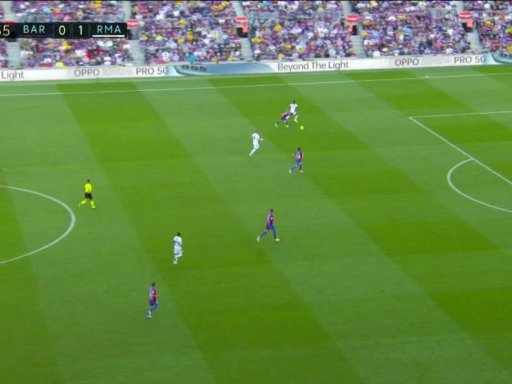 Samenvatting Barcelona - Real Madrid