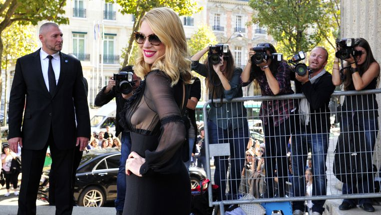Léa Seydoux, bekend van 'La vie d'Adèle', wordt getipt als Bondgirl voor de nieuwe film met Daniel Craig. Beeld AP