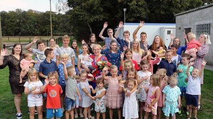 Onthaalmoeder Diane ziet 70 kindjes terug