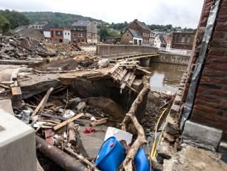 Voor meer dan 2 miljard euro verzekerde schade door overstromingen van juli