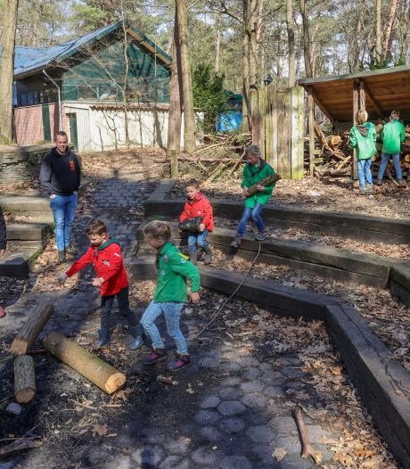 Scouting Bergeijk viert 75-jarig jubileum in aangepaste vorm
