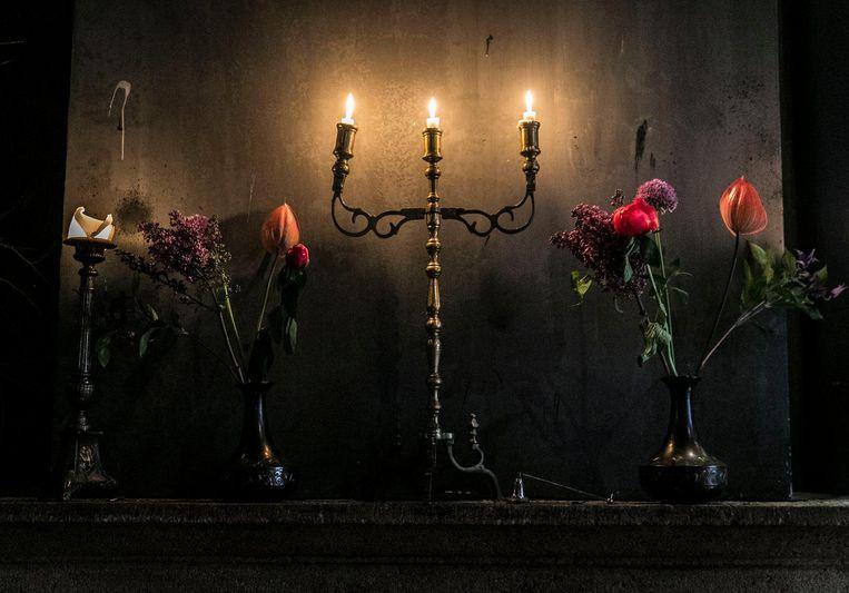Nederland , Amsterdam , Mayor Manor.Nes 116.14 april 2017.14042017.Cafe Noir -Ten Club .Starring La Sirene .Mayor manor .Nes 116.                                                                                         Foto and copyright Amaury Miller Beeld Amaury Miller