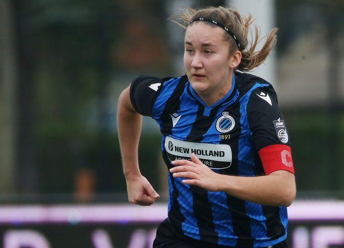 Ellen Martens en Club YLA spelen vrijdagavond in Gent.