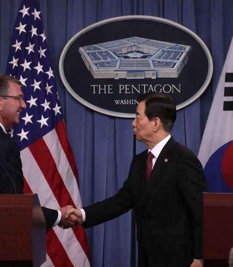 """Les Etats-Unis menacent Pyongyang d'une """"riposte massive"""" en cas d'usage d'armes nucléaires"""