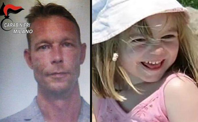 Christian Brückner, 43 ans, est l'assassin présumé de Madeleine McCann.