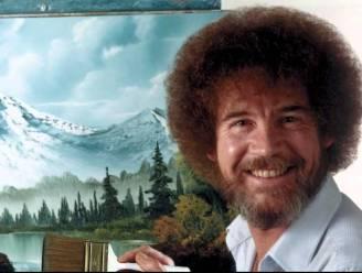 Al bijna 25 jaar dood, maar populairder dan ooit door coronacrisis: schilderen met Bob Ross
