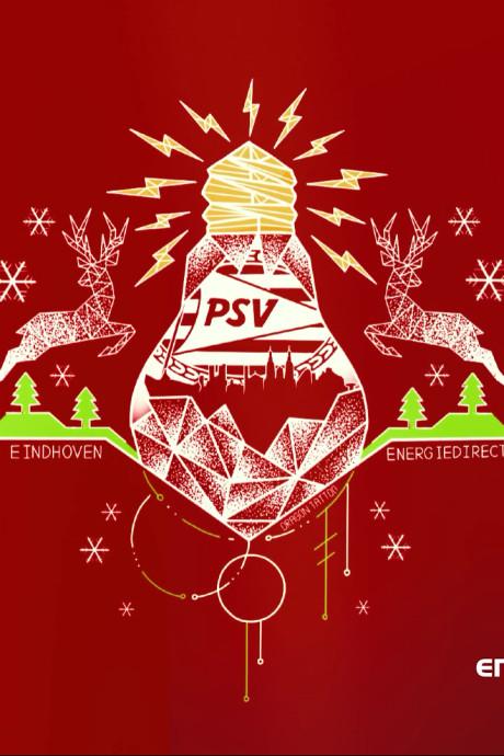 Speel mee en maak kans op een PSV-kersttrui!