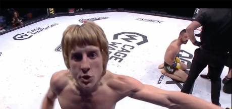 MMA-ster Paddy 'The Baddy' Pimblett tekent contract bij UFC