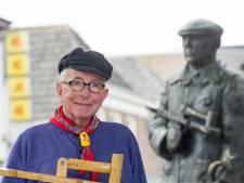 Gerrit Pullen was de laatste toeristische klepperman van Hardenberg