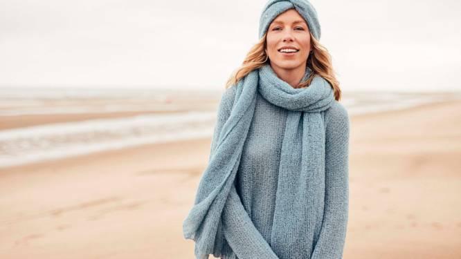 Ontwerpster Ellen Kegels van LN Knits brengt knitwearcollectie uit met Belgisch modehuis Mayerline