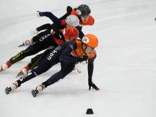Shorttrackers snel klaar op mixed relay na fout Schulting