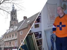Oranjefan Oscar in zijn nopjes met bezoek koningshuis aan zijn thuisstad