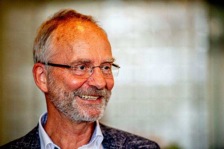 Henk Kamp zal Ank Bijleveld (CDA) opvolgen. Beeld Hollandse Hoogte / Robin Utrecht