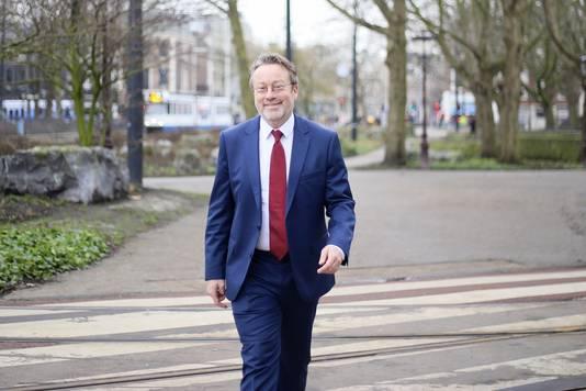 DNB-directeur Olaf Sleijpen.