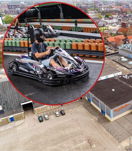 Racen in Zwolle: indoor-kartbaan komt zeer waarschijnlijk in IJsselhallen (en dus níet in Philips-pand)