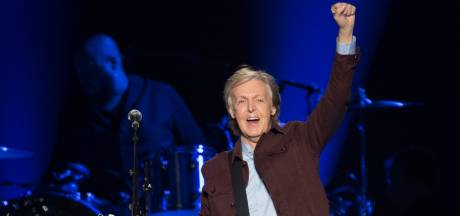 Paul McCartney brengt boek met foto's en songteksten uit