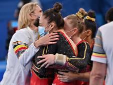 Une quatrième place, des déceptions et des gymnastes au top: deuxième journée mitigée pour les Belges à Tokyo