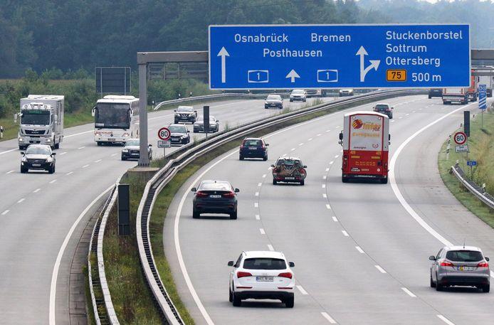 Langs de Duitse snelwegen kan je de komende tijd gratis naar de wc