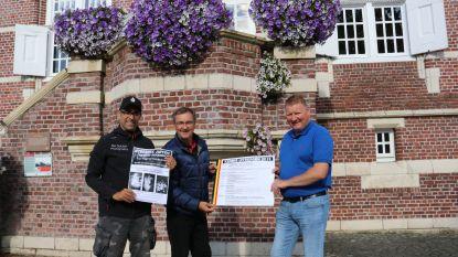 Fotograaf houdt expo van 'Juffen uit Uitbergen' tijdens kermis Uitbergen