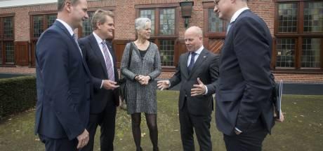 GrensInfoPunt tussen Enschede en Gronau kan zeker twee jaar verder