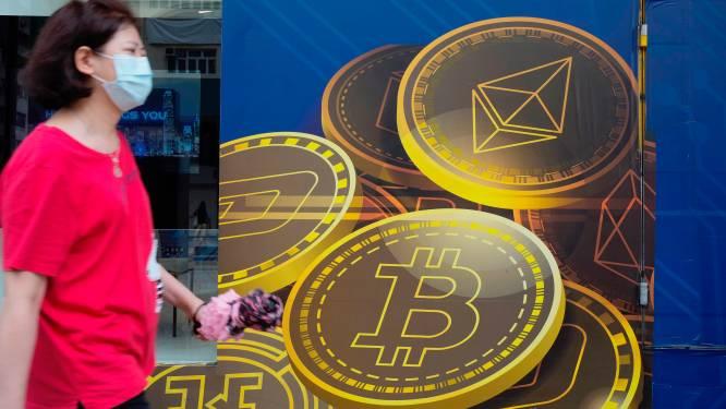 Bitcoin koerst verder omlaag na nieuwe maatregelen in China tegen cryptomunten