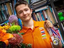 Bijen, lasers en rekenmachines leveren Revi uit Onna een gouden medaille op bij Europese olympiade