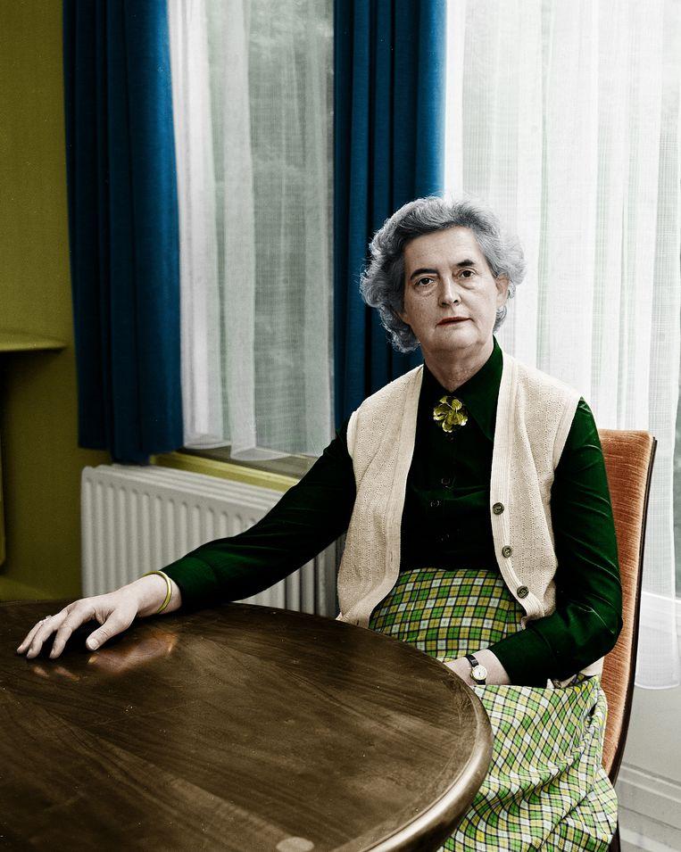 Tineke Schilthuis, eerste vrouwelijke Commisaris van de Koningin Beeld Hollandse Hoogte /beeldbew liselore Kamping