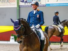Dressuurruiter Hosmar uit Haarle grijpt brons op Paralympische Spelen, goud voor Voets