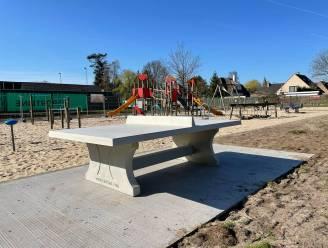 Picknickbanken, pingpongtafels en dartsborden: gemeente richt ontmoetingsplaatsen in voor jongeren