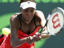 Venus Williams attend une Belge en finale