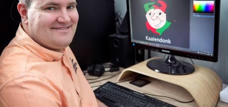 Nieuw-Zeelander legt carnaval uit aan Kaaiendonk